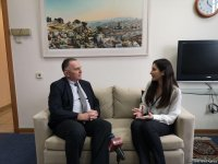 Israeli Ambassador: Azerbaijan is really a phenomenon that I will not forget (INTERVIEW) - Gallery Thumbnail