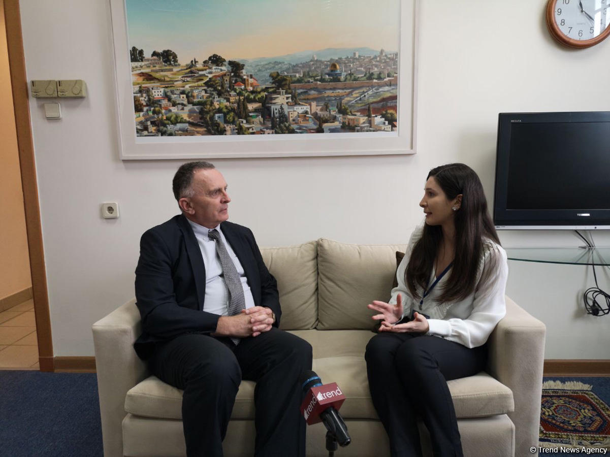 Israeli Ambassador: Azerbaijan is really a phenomenon that I will not forget (INTERVIEW) - Gallery Image