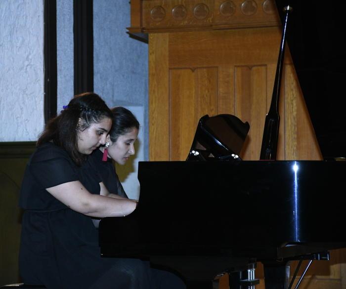 Музыка и дух патриотизма в Баку (ФОТО) - Gallery Image