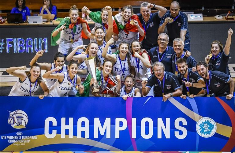 Denmark lose to Italy at home in European Championship women's basketball qualifier