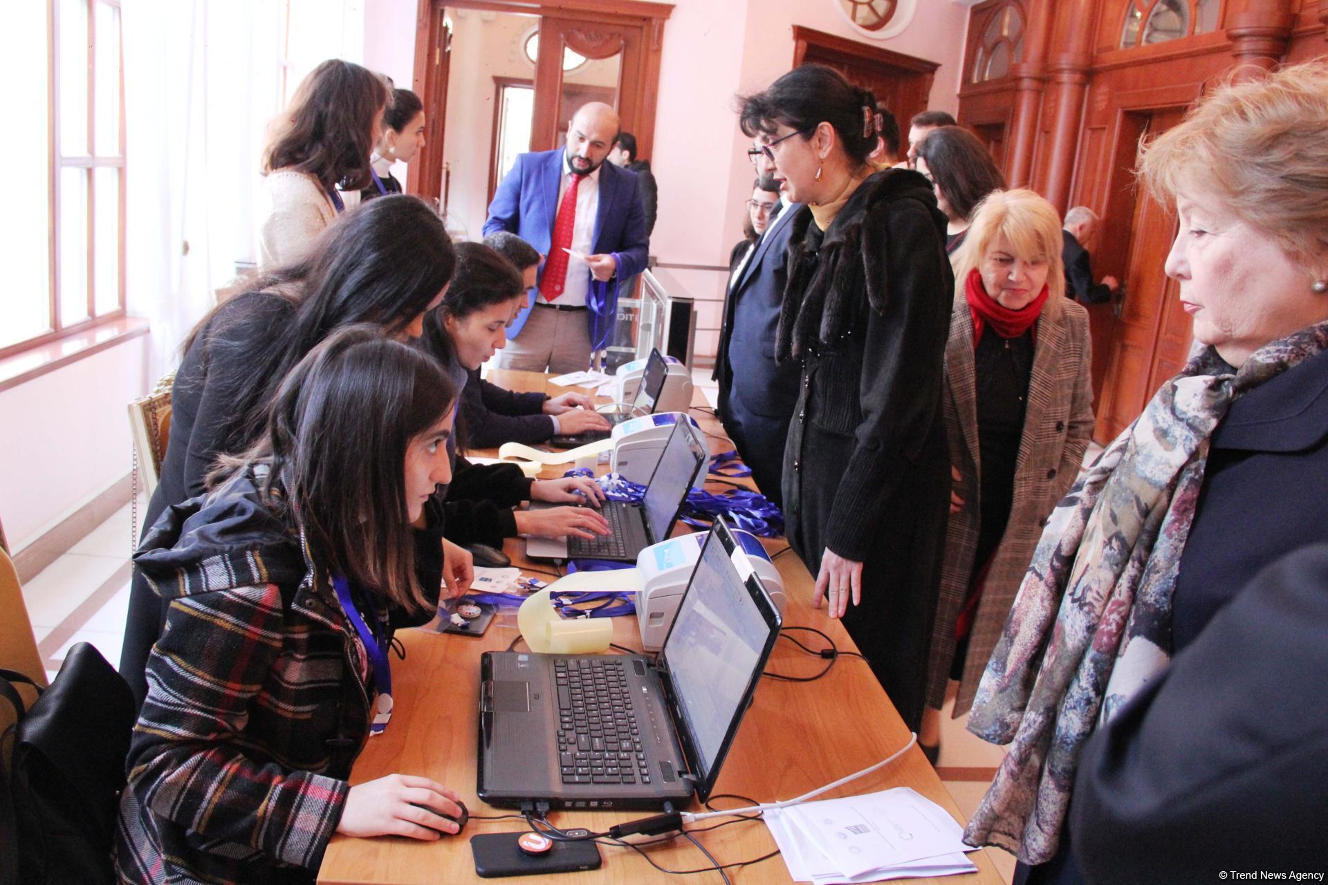 Зеленый свет женщинам-предпринимателям Азербайджана (ФОТО) - Gallery Image