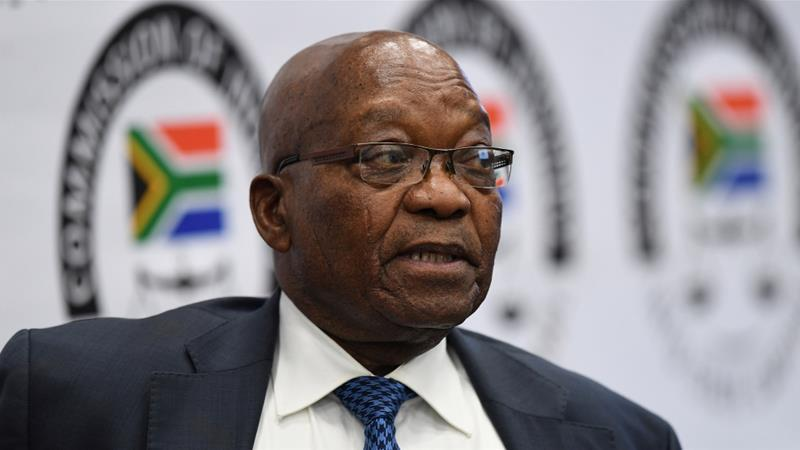 UK lawmaker to cast blame on global banks in South Africa Zuma corruption