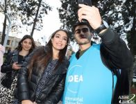 VP of Heydar Aliyev Foundation Leyla Aliyeva attends IDEA's Urban Ecology project event (PHOTO) - Gallery Thumbnail