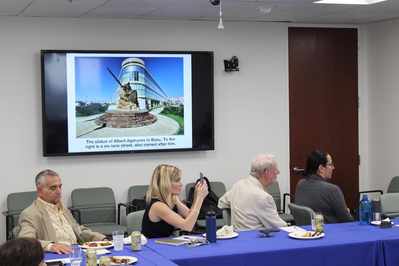 Head of Azerbaijani Community of Nagorno Karabakh meets with American Jewish Committee members (PHOTO) - Gallery Image
