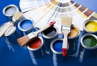 Production of paint, varnish up in Azerbaijan in 2019