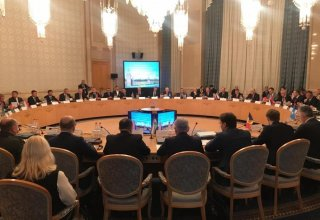 Moscow hosts meeting of secretaries of security councils of CIS countries (PHOTO)