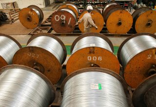 Iran's crude steel production grows