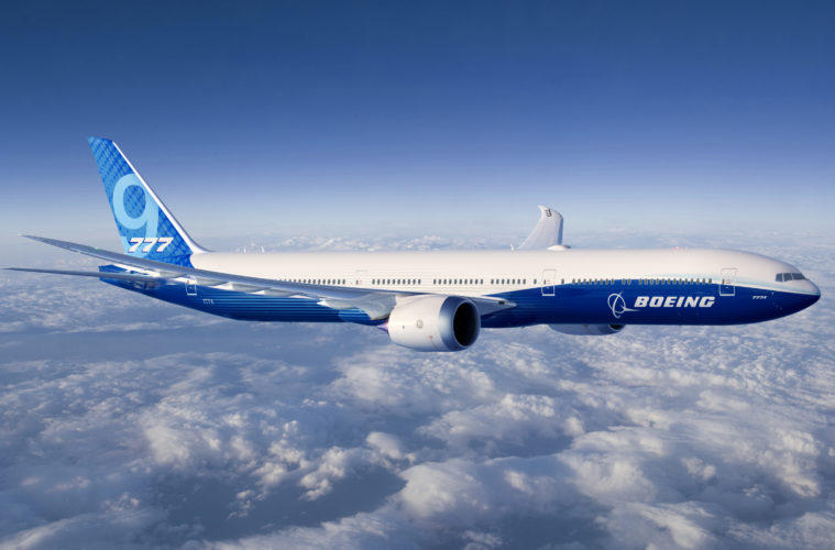 Turkmen Airlines to receive new Boeing 777-200LR aircraft