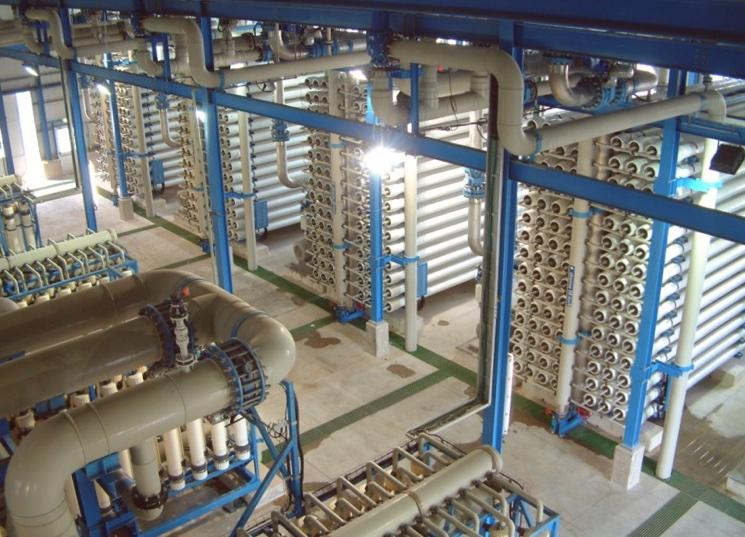 Turkmenistan opens tender to buy chemicals for desalination facilities