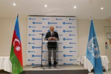 25th anniversary of establishment of Azerbaijan's National Commission for UNESCO celebrated in Paris (PHOTO) - Gallery Thumbnail