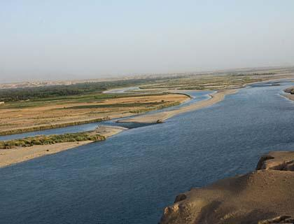 Tehran, Kabul agree on plan for disputed water use from Helmand River