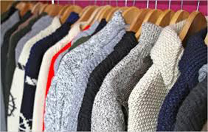 Exports of knitwear from Georgia to Turkey down