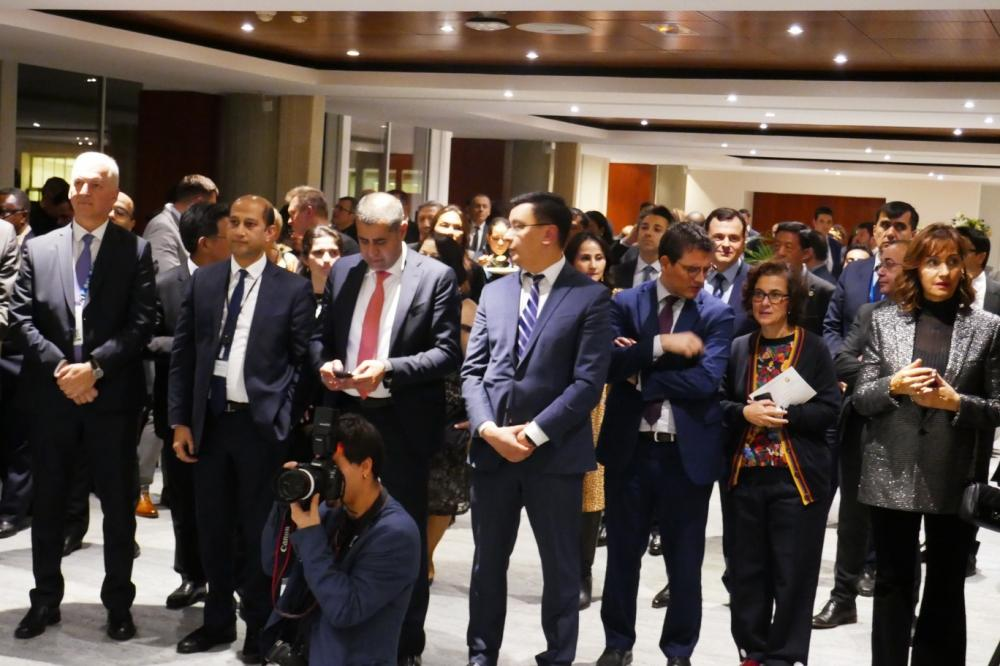 25th anniversary of establishment of Azerbaijan's National Commission for UNESCO celebrated in Paris (PHOTO)