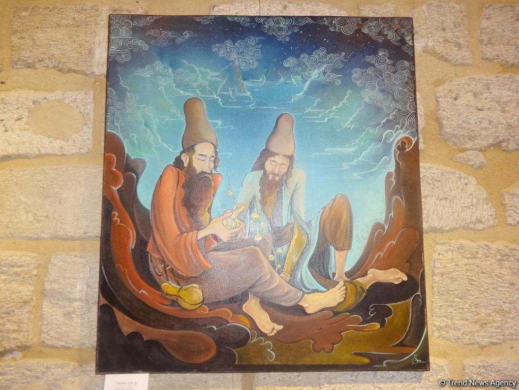 Джинны и дервиши бесстрашного азербайджанца - секреты мистического мира (ФОТО) - Gallery Image