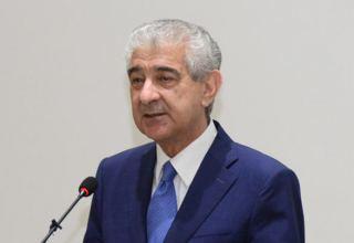 """Партия """"Ени Азербайджан"""" - источник вдохновения и наших успехов - Али Ахмедов"""