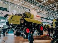 """""""Agritechnica-2019"""" beynəlxalq sərgisində Azərbaycanın aqrar sektorunda tətbiqi imkanları müzakirə edilib (FOTO) - Gallery Thumbnail"""