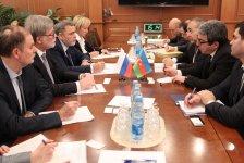 Микаил Джаббаров: Товарооборот между Азербайджаном и Россией вырос более чем на 25 % (ФОТО) - Gallery Thumbnail