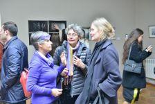 """""""Alüminium"""" VI Bakı Beynəlxalq Müasir İncəsənət Biennalesinin rəsmi açılışı olub (FOTO) - Gallery Thumbnail"""