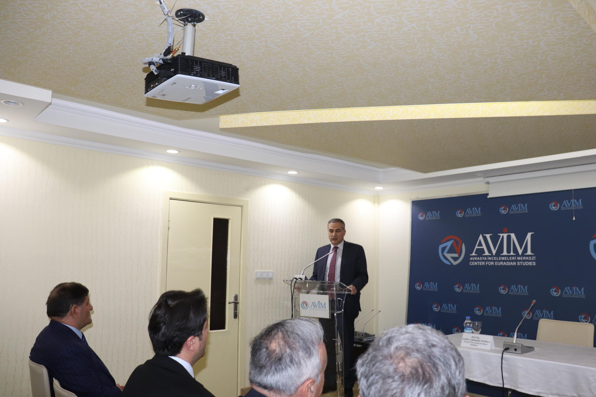 "Turkey hosts event on ""Armenian-Nazi co-op"" topic (PHOTO)"