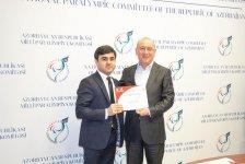 В Баку состоялась презентация нового логотипа НПКА и церемония награждения (ВИДЕО, ФОТО) - Gallery Thumbnail