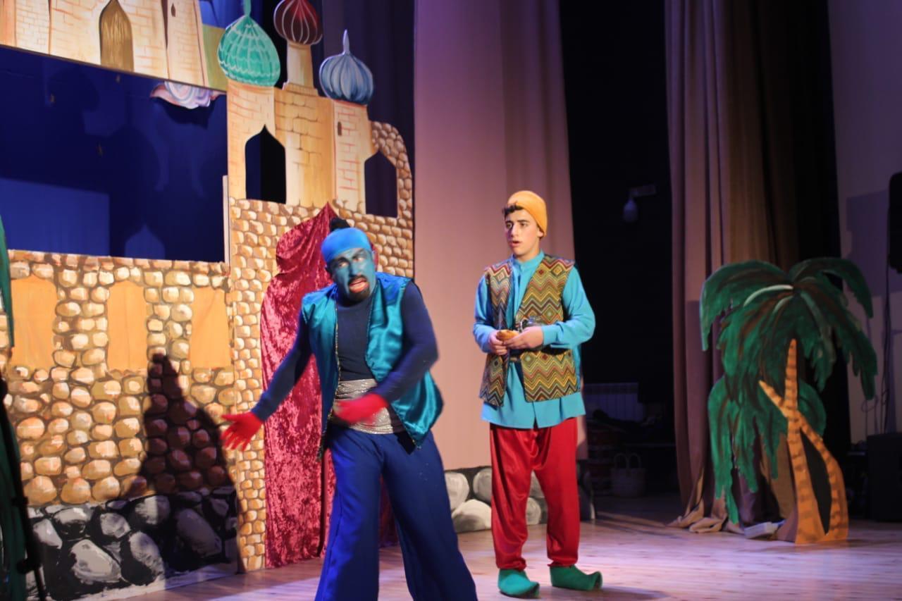 Yeni kukla teatrı açılıb (FOTO) - Gallery Image