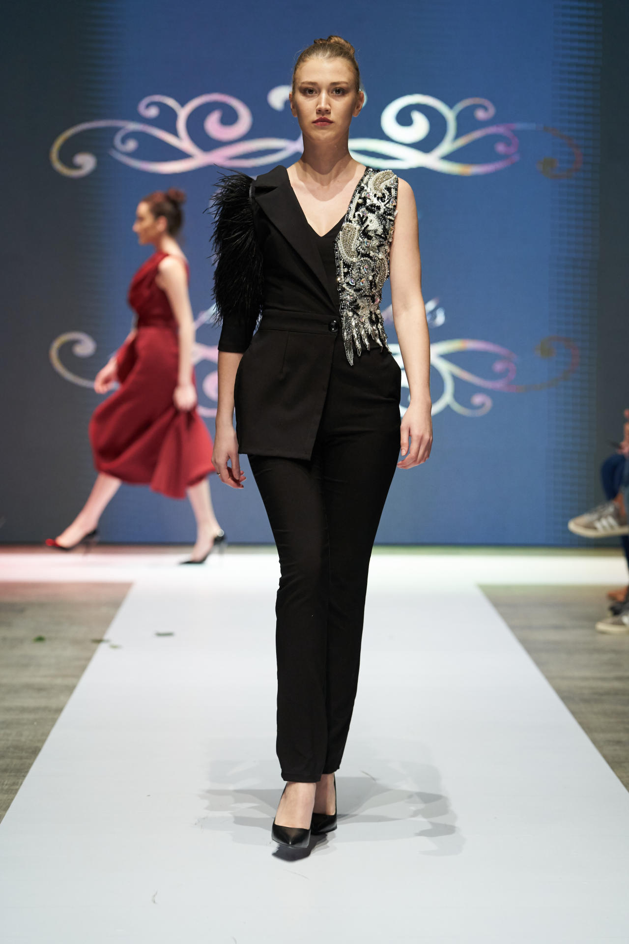 Юбилейный Azerbaijan Fashion Week – нарушение правил, загадки Африки, гламур Востока и Запада (ФОТО) - Gallery Image