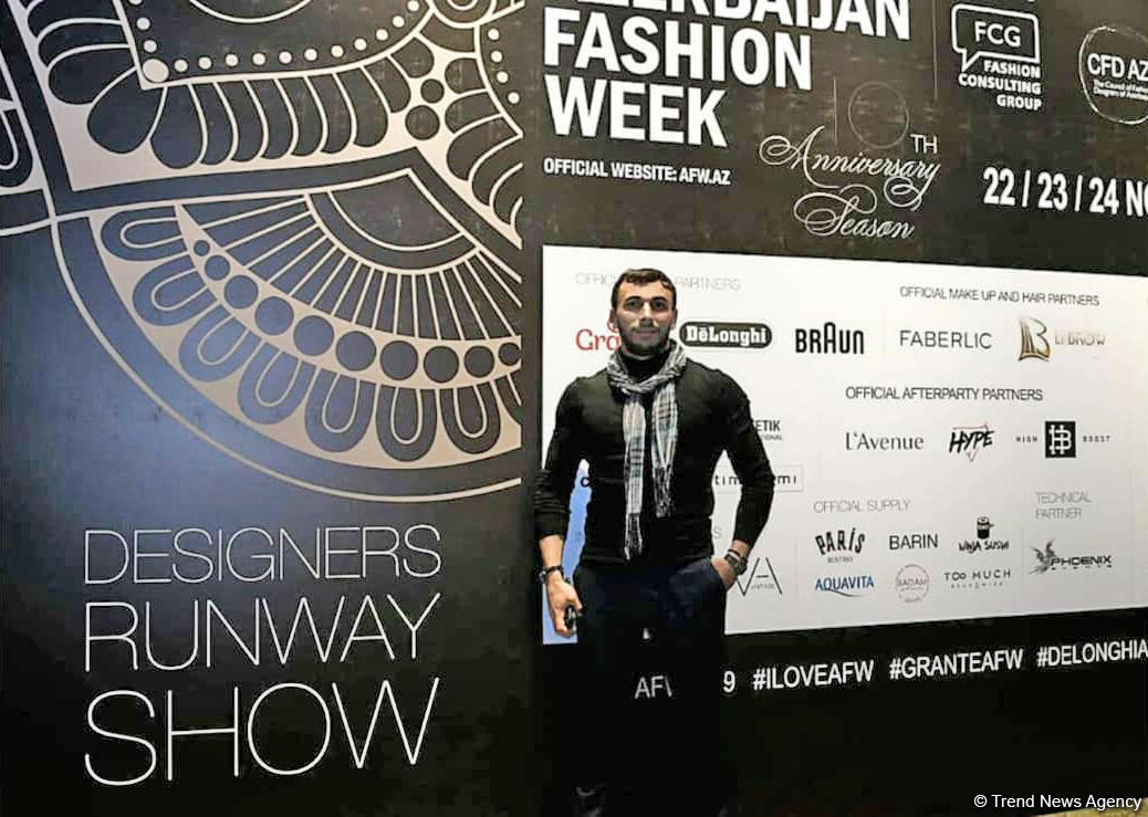 Королевская роскошь и богатые вечерние наряды  - второй день Azerbaijan Fashion Week (ФОТО) - Gallery Image