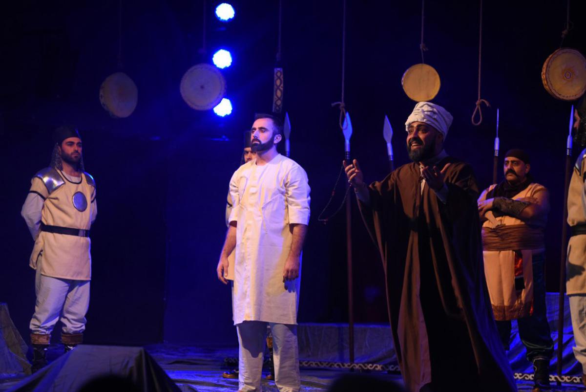 Иреванский театр отправится на гастроли по регионам Азербайджана  (ФОТО) - Gallery Image