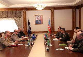 NATO supports Azerbaijan's territorial integrity, independence, sovereignty (PHOTO)