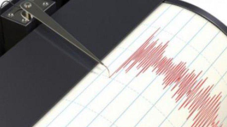 Землетрясение магнитудой 5,6 произошло у побережья Курильских островов