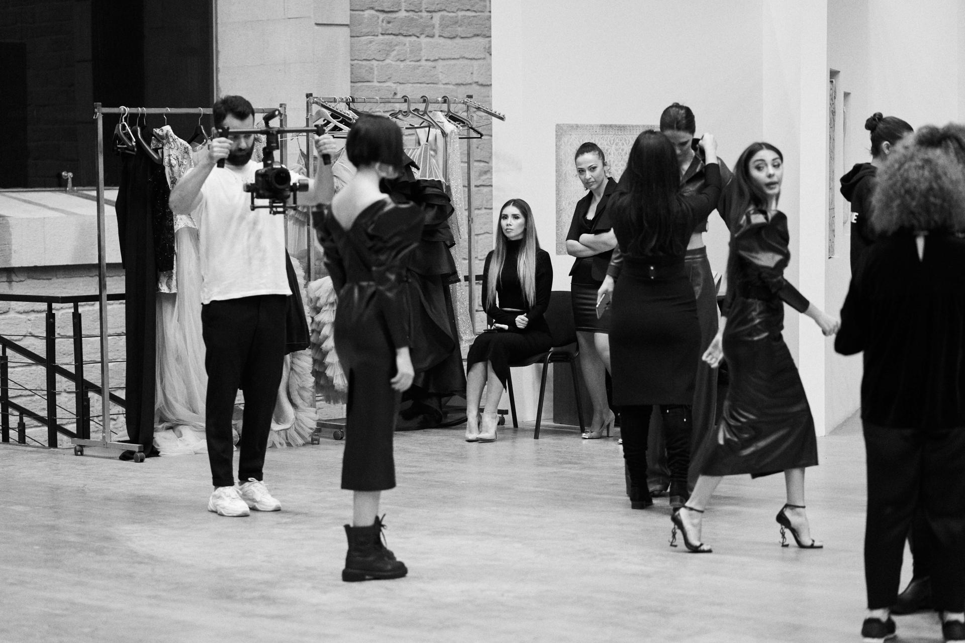 Что же на самом деле происходило за черными шторками Азербайджанской Недели моды (ВИДЕО) - Gallery Image