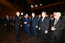 President Aliyev attends ceremony to mark 100th anniversary of Baku State University (PHOTO) - Gallery Thumbnail