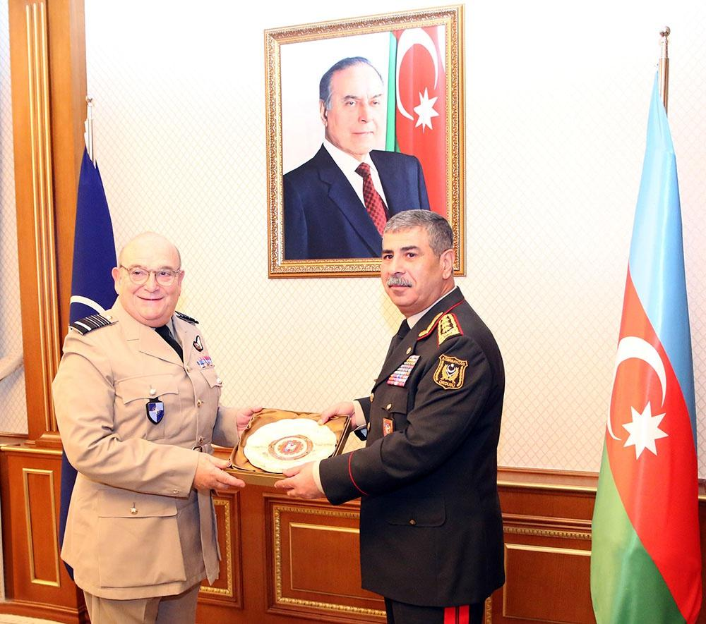 NATO supports Azerbaijan's territorial integrity, independence, sovereignty (PHOTO) - Gallery Image