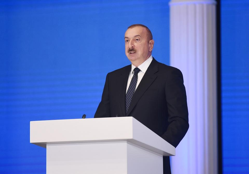 President Aliyev: Today, Azerbaijan is modern country, true to its history and traditions, rapidly developing state on global scale