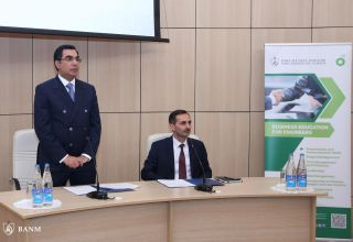 Baku Higher Oil School launches project Business Education for Engineers