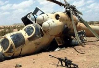 Islamic State says it caused French army helicopter collision in Mali