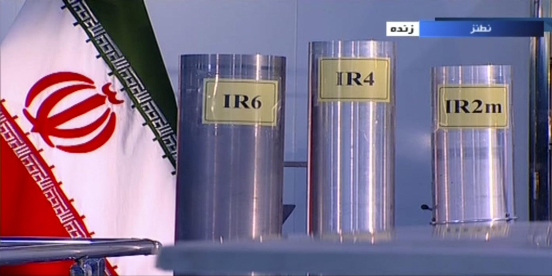 Iran capable of producing over 130 tons of heavy water
