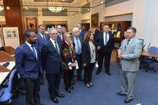 Naxçıvanda Ümumdünya Mətbuat Şuraları Assosiasiyasının xətti ilə beynəlxalq konfrans keçirilib (FOTO) - Gallery Thumbnail