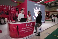 Visit Nar stand at BakuTel and win smartphone! (PHOTO) - Gallery Thumbnail