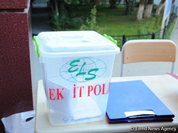 Period to submit documents for accreditation to conduct exit polls in municipal elections in Azerbaijan ends
