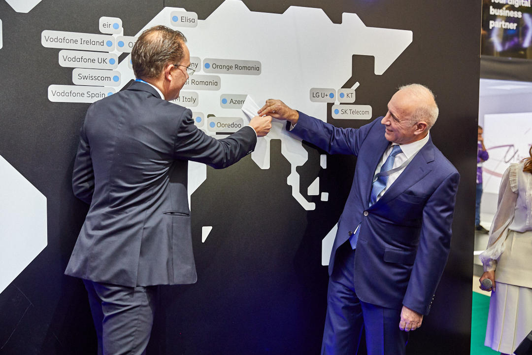Azercell signs memorandum of understanding during Bakutel (PHOTO) - Gallery Image