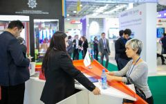 AzerTelecom представляет программу Azerbaijan Digital Hub на выставке Baku Tel (ФОТО) - Gallery Thumbnail