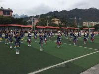 Sports area of school in China to be overhauled with support of Heydar Aliyev Foundation (PHOTO) - Gallery Thumbnail