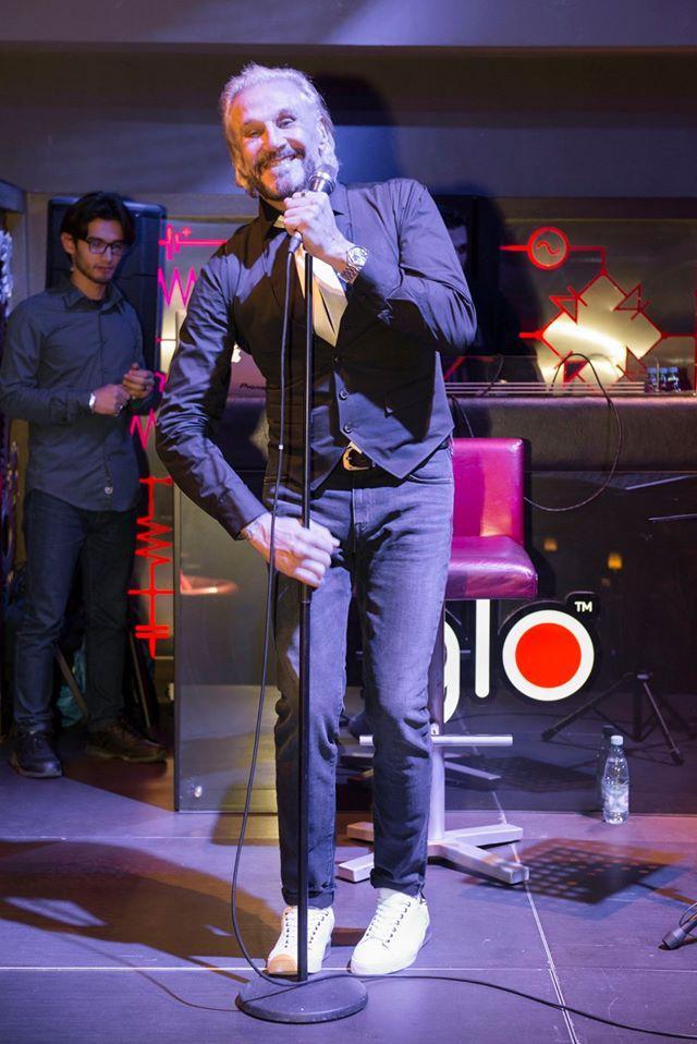 Анатолий Алешин отметил юбилей в Баку дискотекой для среднего поколения (ВИДЕО, ФОТО) - Gallery Image