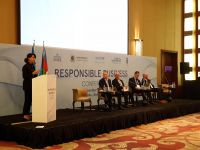 Business leaders in Azerbaijan discuss embedding UN Global Compact principles & SDGs into their operations, strategies (PHOTO) - Gallery Thumbnail