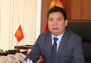 Minister: About 1 million tons of cargo transported via Kyrgyzstan using TRACECA