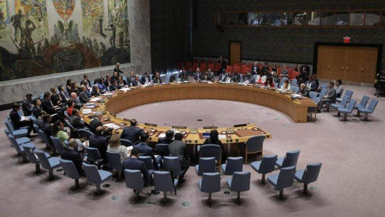 US resolution to extend arms embargo on Iran fails to get enough Security Council votes