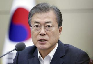 South Korean President says government should take all measures to boost economy amid virus outbreak