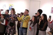"""В Баку  открылся красочный фестиваль """"Путешествие в мир ковров"""" (ФОТО) - Gallery Thumbnail"""