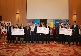 Final stage of Azerbaijan Business Case Competition 2019 (PHOTO)